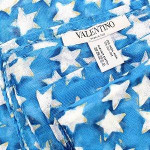 Valentino - Lenço estrelas