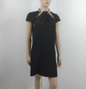 Yves Saint Laurent - Vestido preto