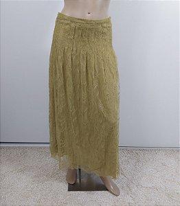 Christian Dior - Saia em renda