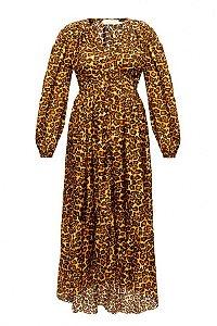 Zimmermann - Animal print dress