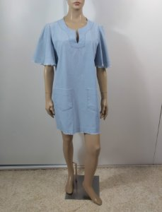 Artsy - Vestido azul