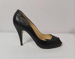 Charles Kammer - Sapato Peep Toe