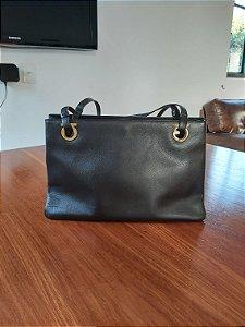Ferragamo - leather tote bag