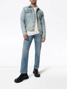 Balmain - Jaqueta Jeans Unisex