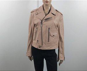 Christian Dior - jaqueta Biker em couro  / SS 2020