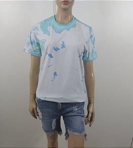 MF - Camiseta pintada ou mini vestido