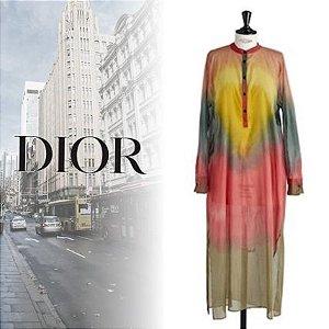 Cristian Dior - Vestido/ Saida praia  tie dye - Ss 2020