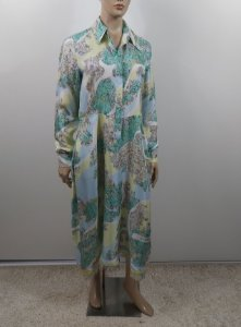 Emilio Pucci - Vestido midi estampado