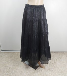 Chanel  -    Saia longa seda