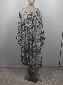 Stella McCartney - Vestido Estampa