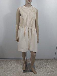 Valentino  Garavani - Vestido curto em crepe