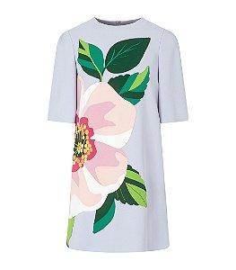 Dolce & Gabbana Vestido com aplicação floral