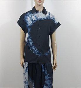 Christian Dior - Camisa Tie Die