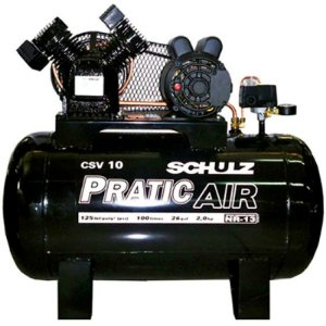 Compressor de ar CSV 10/100 Pratic Air