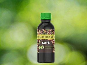 CONTROLE BROCA DO FRUTO - Auxiliar de controle da broca do fruto no cafeeiro ( Hypothenemus hampei )