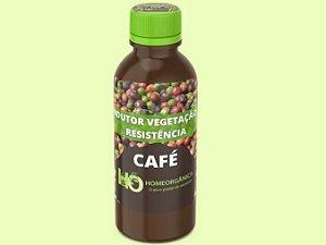 INDUTOR VEGETAÇÃO E RESISTÊNCIA - Promove um incremento vegetativo com melhor absorção de nutrientes, ramos e folhas mais resistentes ao ataque de doenças. Aplica-se uma dose a cada 20 dias,