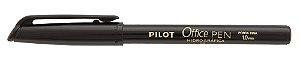 CANETA PONTA POROSA 1.0MM PT PILOT C/01