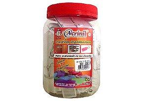 CHAVEIRO CRISTAL ACRINIL C/120UND