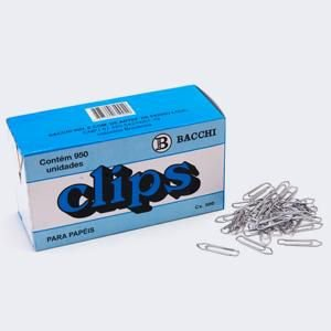 CLIPS N.01 GALVANIZADO C/500GRS