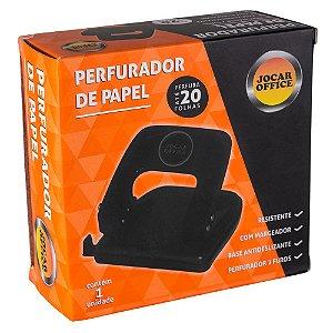PERFURADOR MEDIO 2 FUROS P/20FLS JOCAR