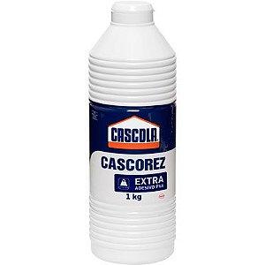 COLA BRANCA C/1KG CASCOREZ EXTRA