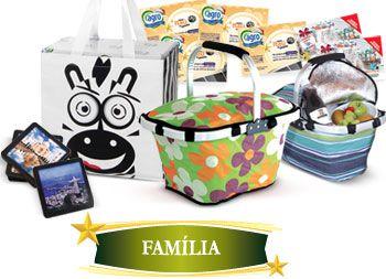 CESTA DE NATAL FAMILIA 50 ITENS + 06 BRINDES