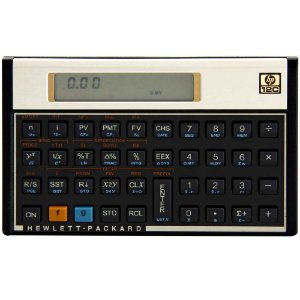 CALCULADORA FINANCEIRA HP 12C GOLD