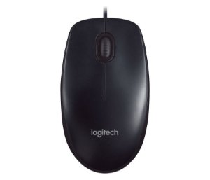 MOUSE OPTICO USB PRETO M90 LOGITECH