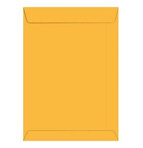 ENVELOPE SACO KRAFT OURO 229X324 C/100