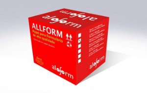 FORM.CONT. 80C 2V C/1500 JGS CRB ALOFORM