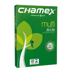 PAPEL OF2 75G 216X330 C/500FLS CHAMEX
