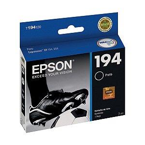 CARTUCHO EPSON T194120 PRETO ULTRA