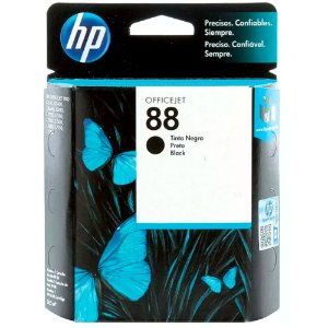 CARTUCHO HP 88 C9385AL C/24,5ML PRETO