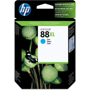 CARTUCHO HP 88XL C9391AL C/22,5ML CYANO
