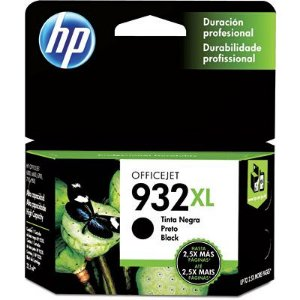 CARTUCHO HP 932XL CN053AL PRETO C/22,5ML