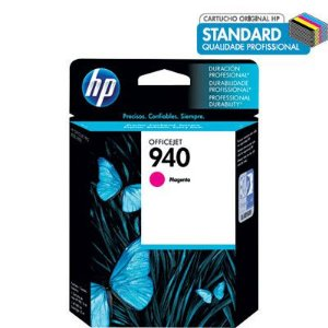 CARTUCHO HP 940 C4904AL MAGENTA C/10ML