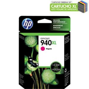CARTUCHO HP 940XL C4908AL MAGENTA C/16ML