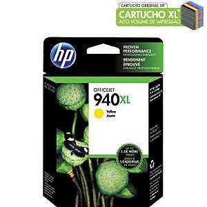 CARTUCHO HP 940XL C4909AL AMARELO C/16ML