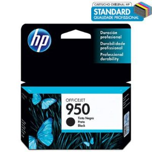 CARTUCHO HP 950 CN049AL PRETO C/24ML