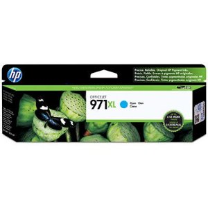 CARTUCHO HP 971XL CN626AM C/86,5ML CIANO