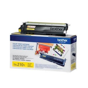 TONER BROTHER TN-210 AMARELO P/IMP HL3040