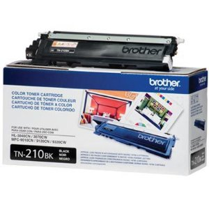 TONER BROTHER TN-210 PRETO P/IMP HL3040