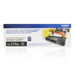 TONER BROTHER TN-319BK PRETO P/6000PGS