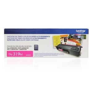 TONER BROTHER TN-319M MAGENTA P/6000PGS