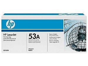TONER HP Q7553A PRETO LASERJET 2015