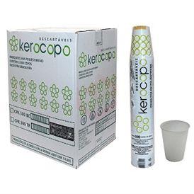 COPO DESC. PLAST 180ML C/2500 KEROCOPO