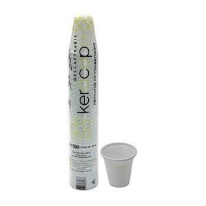 COPO DESC. PLAST 180ML C/100 KEROCOPO