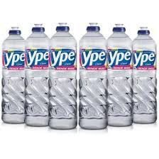 DETERGENTE C/24X500ML YPE CLEAR