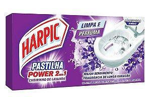REFIL SANITARIO HARPIC PASTILHA C/03 LAV