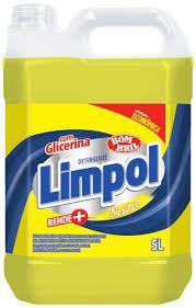 DETERGENTE LIQUIDO C/5LTS LIMPOL